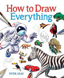 Book cover - How to Draw Everything