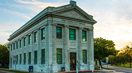 Image: Port Tampa City Library