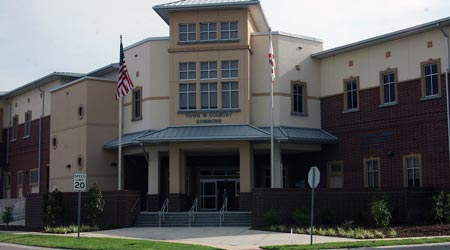 Image: Town 'N Country Regional Public Library