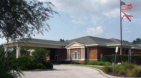Image: Upper Tampa Bay Regional Public Library