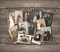 Image of old photographs