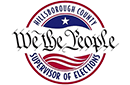 Logo for Hillsborough County Supervisor of Elections