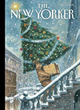 Book cover - New Yorker