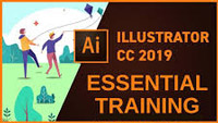 Adobe Illustrator CC 2019 Essential Training