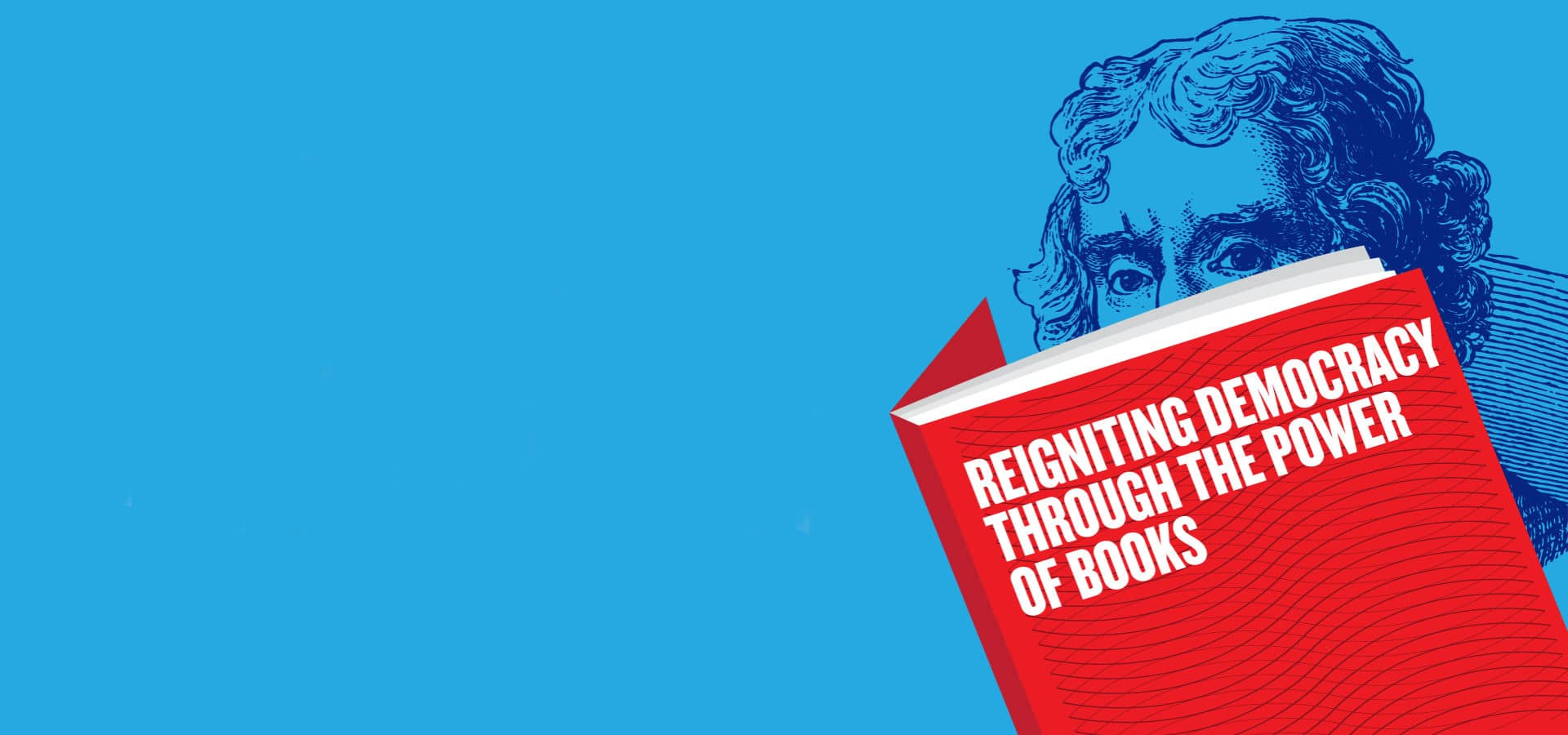 Reigniting Democracy Through the Power of Books